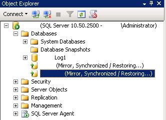how to setup mssql server 2008 r2 for high availability